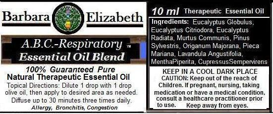 You will Love ABC Respiratory Blend
