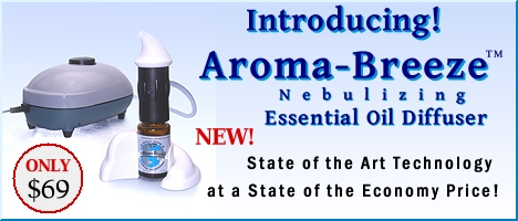 Aroma-Breeze Essential Oil Diffuser
