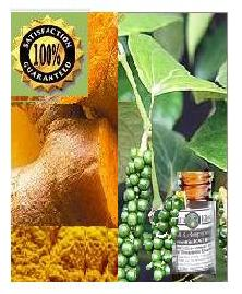 Turmeric & Black Pepper Essential Oil Wellness Support Blend