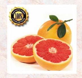 Grapefruit (Citrus paradisi) Pure & Natural Essential Oil