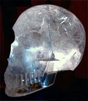 Synergy Crystal Skull