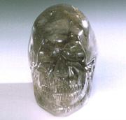 ET crystal skull